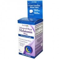 Advanced Sleep Melatonin 10 мг 60 таб
